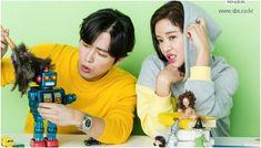 Nam Goong Min and Jung eum ❤❤ / The Undateables - Handsome Guy Korean Drama Tv, Korean Actors, Kdrama, Namgoong Min, Hwang Jung Eum, Drama Tv Shows, Korean Shows, Drama Movies, Screenwriting