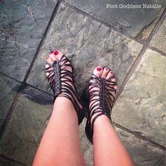 Sexy feet 654329