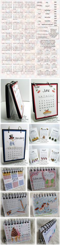 calendars - bjl