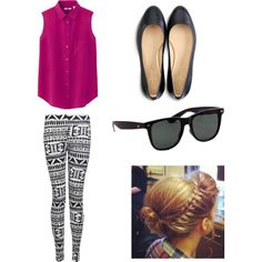 """""""Aztec"""" by piggy1234 on Polyvore"""