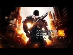 Modern Combat 5 - Gameplay trailer
