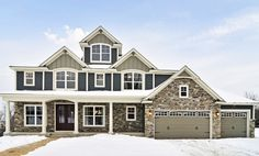 Plan 73337HS: Stunning Craftsman Home with Sunroom