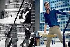 Men's Health NYC story with Clint Mauro.