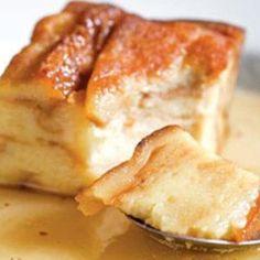Chef Point Café Bread Pudding