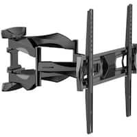Shop for Fleximounts TV Wall Mount with 32 to Mounting Bracket, and Full Motion Articulating Arms. Get free delivery On EVERYTHING* Overstock - Your Online TV & Video Store! Tv Wall Brackets, Tv Wall Mount Bracket, Wall Mounted Tv, Mounting Brackets, Tv Mounting, 50 Inch Tvs, 42 Inch, Full Motion Wall Mount, Garage Storage Racks