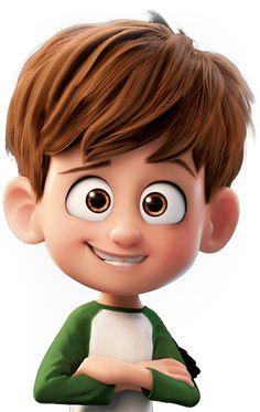 Character Modeling, 3d Character, Character Design, Kids Cartoon Characters, Cute Characters, Cartoon Boy, Cartoon Drawings, Cute Drawings, Desenhos League Of Legends