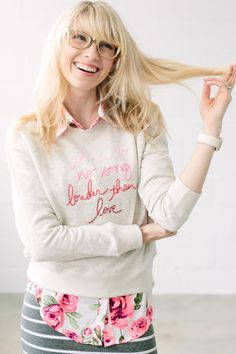 Love Song Pullover