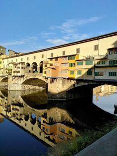 Ponte Vecchio Florence #romantictraveldestinations