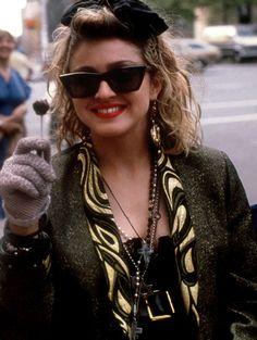 Madonna dans Recherche Susan désespérément (1984)