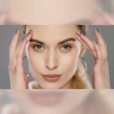 Easy Eyebrow Shaper – microblading before and after Eyebrow Makeup Tips, Eye Makeup, Hair Makeup, Makeup Eyebrows, Eye Brows, Makeup Tricks, Eyebrow Stamp, Eyebrow Stencil, Brow Stencils
