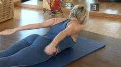 Upside-Down Pilates - Intermediate Legs - Full 30 Minute Pilates Workout 44 - HD Pilates Moves, Pilates Workout, Workout Guide, Workout Videos, Workouts, Upper Back Exercises, Core Exercises, Fitness Tips, Health Fitness