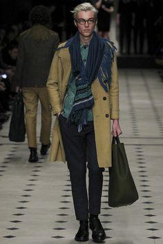 2015-16秋冬メンズコレクション - バーバリー プローサム(BURBERRY PRORSUM)ランウェイ|コレクション(ファッションショー)|VOGUE JAPAN