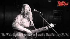 The White Buffalo - Into The Sun (Ramblin' Man Fair)