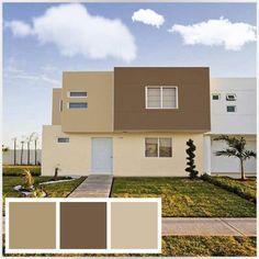 colores para casas exteriores comex 8