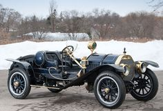 1909 Locomobile Model 30-L Speedster - (Locomobile Co. of America, Bridgeport, Connecticut 1899 -1929)