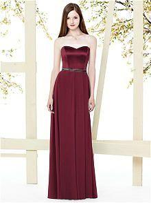 Social Bridesmaids Style 8153 http://www.dessy.com/dresses/bridesmaid/8153/