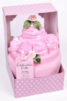 New Baby Celebration Cake Gift from Bb London