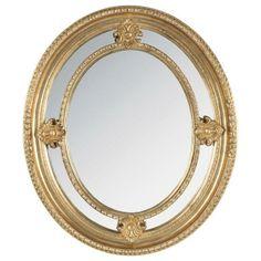 Elegant wall mirror! www.inart.com