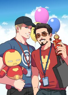 [изображение] [изображение] [изображение] *tony and peter texting* Tony: guess what I just screenshoted Peter: better not be illegal Tony: nope Peter: because if it is, it's your fault old m... — Дневник человека с оружием