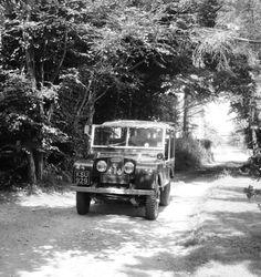 Land Rover Serie One 86 Soft Top-KSU 929