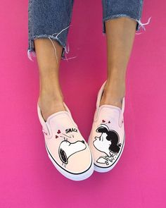 Our favorite shoes from the Vans x Peanuts collection