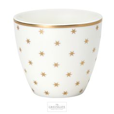 GreenGate latte cup Nova gold AW16