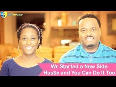 We started a new side hustle on fiverr and you can tooo - His and Her Money on YouTube