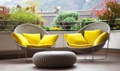 Best Small Balcony Design Inspirations for Decorating Ou.- Best Small Balcony Design Inspirations for Decorating Outdoor Seating Areas – Best Home Ideal Small Balcony Design Apartment N - Outdoor Furniture Sets, Outdoor Chairs, Decor, Furniture, Home, Outdoor Seating Areas, Balcony Chairs, Home Decor, Balcony Design