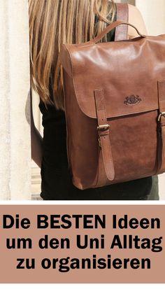 Rucksäcke, Rucksack, Bagpack, Ledertasche, Leatherbag, Uni, Unisex, Damentaschen, Herrentaschen