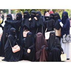 We are Proud Queens of Islam