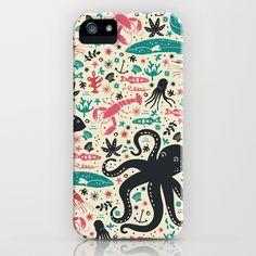 Sea+Patrol+iPhone+%26+iPod+Case+by+Anna+Deegan+-+%2435.00
