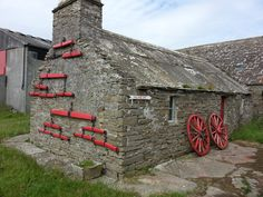 A fantastic museum in Papa-Westray
