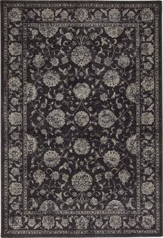 Material polypropylene HEAT-SET Description without fringe, with turn-ups at the headers Weight g. Grey Rugs, Black Rugs, Floral Rug, Vintage Black, Black And Grey, Traditional, Classic, Modern, Color