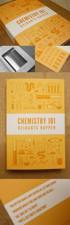 Chemistrybook by Drew Ellis on Dribbble