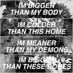 Halsey lyrics Control