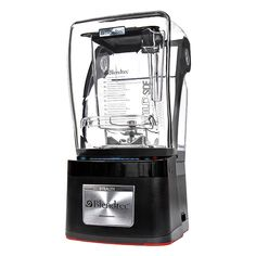The Blendtec Stealth is simply the most advanced blender on the planet, and also the quietest–blending at the sound level of normal conversation. Package includes: Stealth motor base 360° sealed sound enclosure WildSide jar Twister Jar User guide http://www.blendtec.com/products/stealth