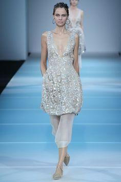 Sfilate Giorgio Armani Collezioni Primavera Estate 2015 - Sfilate Milano - Moda Donna - Style.it