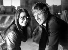 Abby and Eliot (Natalie Wood and Robert Redford)