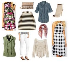10 items to add to your spring wardrobe - all under $50
