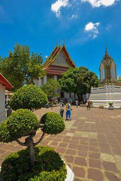 Wat Pho Bangkok, Thailand
