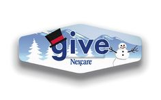 Nexcare™ Give 2013 Limited Edition Winter Snowman bandage