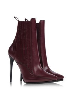 Ankle boots by McQ ALEXANDER MCQUEEN