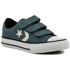 musthave Converse 651821c jongens sneakers (Groen)