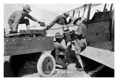 The Eyes of the Army - Art Print The Eyes of the Army - Art Print Unknown Date/USA #WorldWarI