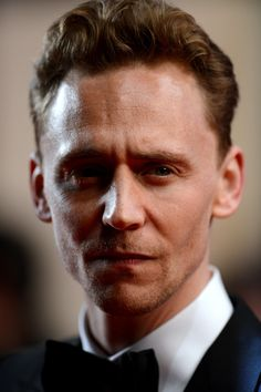 So serious yet still so gorgeous. This man ♥ {Tom Hiddleston - Only Lovers Left Alive Premiere - The 66th Annual Cannes Film Festival}