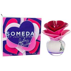 This flirty and fruity scent from none other than Justin Bieber is perfect for the girl who loves to have fun. Boasting a fresh aroma, Someday has heart notes o...