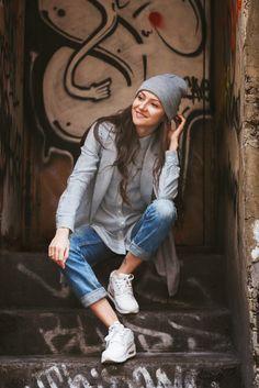 Street fashion photo shoot in London Shoreditch Brick Lane. Фотосессия в Лондоне, Брик Лейн, Шордич