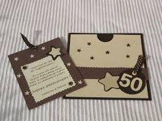 """Résultat de recherche d'images pour """"carte d'invitation pour anniversaire en scrapbooking"""" Scrapbook Cards, Invitations, Stampin Up, Recherche Google, Images, Passion, Pop, Card Making, 40 Rocks"""
