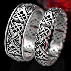 Celtic Heart Knot, Celtic Knot Ring, Celtic Wedding Rings, Celtic Rings, Celtic Knot Jewelry, Irish Rings, Celtic Knots, Wedding Band, Irish Jewelry