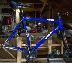 GIOS New A-90 frameset 53 cm. C/T Click image for more pics, spec and price.